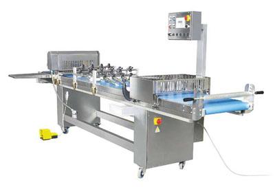 Linie automatyczne do produkcji wyrobów cukierniczych