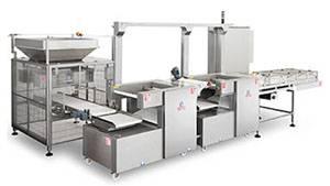 Linie do produkcji różnego typu pieczywa