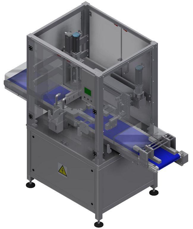 Maszyny krojące ultradźwiękowe ucm