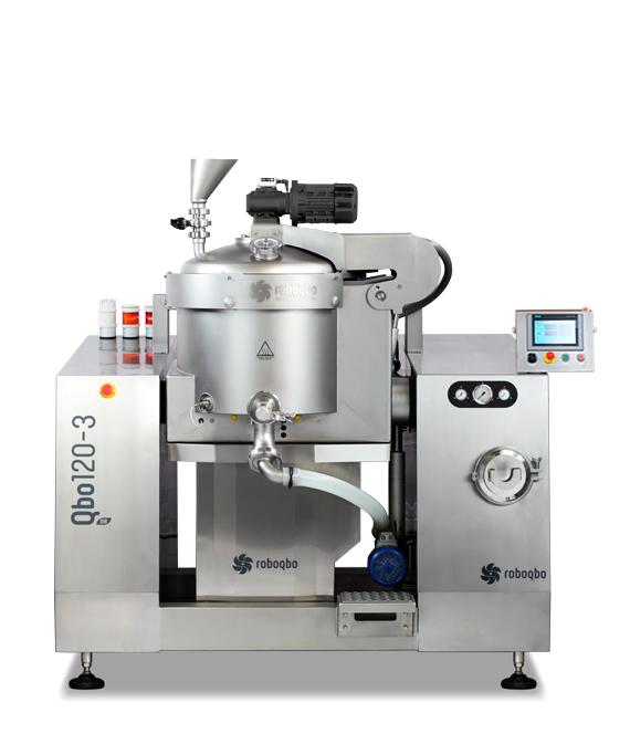 Roboty cukiernicze roboqbo